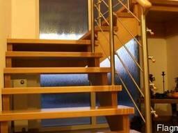 Лестницы и ступени из ДУБА