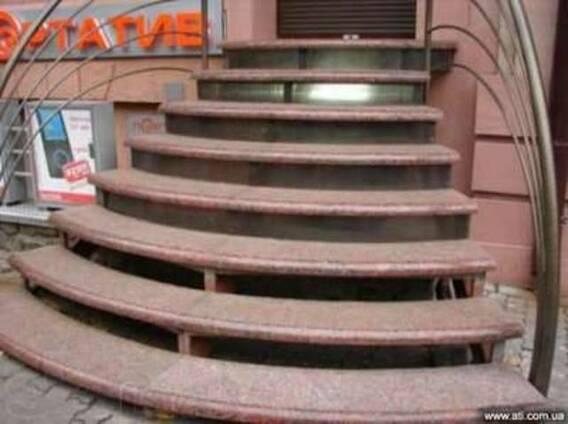 Лестницы из мрамора и гранита, лестницы из мрамора Киев