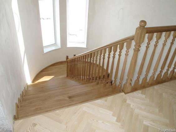 Лестницы из Ясеня Кривой Рог