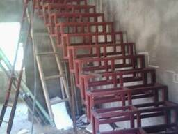 Лестницы каркас от 20000 руб каркас
