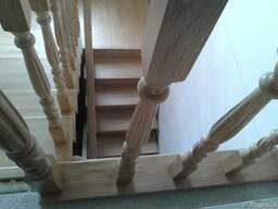 Лестницы, металлические каркасы лестниц.