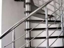 Лестницы из нержавеющей стали - фото 1