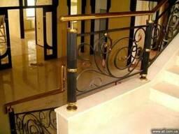 Лестницы под заказ/ Metalloinox