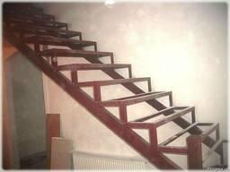 Лестницы - прямые, поворотные. Первомайск