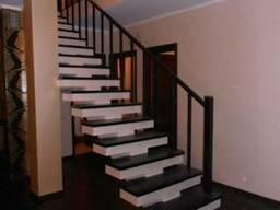Лестницы (Сходи) из бетона - фото 2