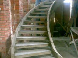 Лестницы (Сходи) из бетона - фото 3