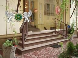 Лестницы, ступени
