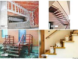Лестницы сварные в Одессе