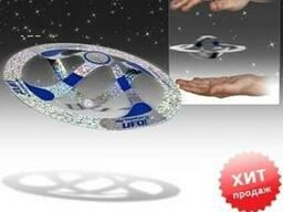 Летающая тарелка для начинающего фокусника, летающий диск