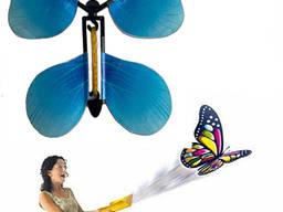Летающая бабочка сюрприз открытка вкладыш Magic butterfly