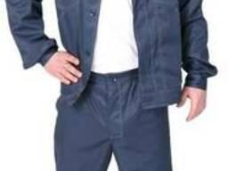 Летний рабочий костюм «Труд» (грета 53% хлопок)