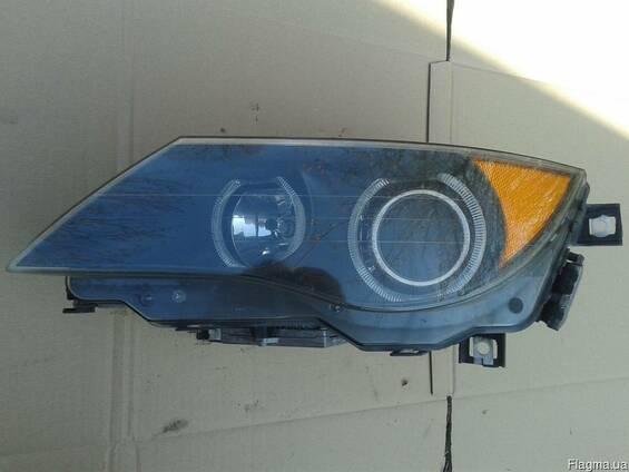 Левая передняя фара BI Xenon BMW 6 E63\E64 2003-2010 б\у