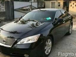 Lexus es 350 запчасти б. у.