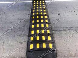 Лежачий полицейский 650х500х52мм, ИДН-650