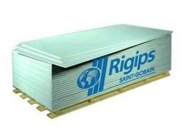 ЛГК Rigips влаг. 12. 5 мм (1. 20 х 2. 50)