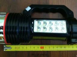 Ліхтар аварійний HL-1012 з сонячною батареєю, Emergency Lamp