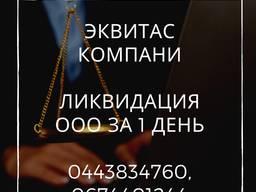 Ліквідація ТОВ, ФОП в Києві