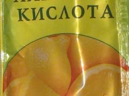 Лимонная кислота 1/100г