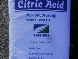 Лимонная кислота, моногидрат.