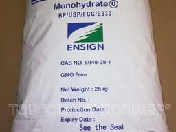 Лимонная кислота для подкисления почвы от импортера