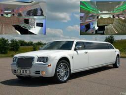 Лимузины Крайслер 300с на свадьбу