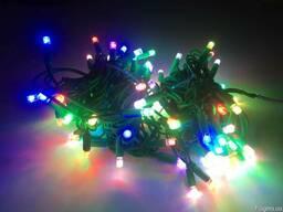Линейная светодиодная гирлянда «Радуга» без Flash, IP67