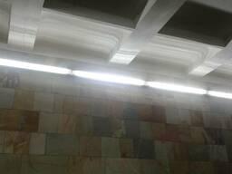 Линейные светодиодные светильники. led светильники.