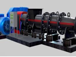 Линия брикетирования /гранулирования угля, навоза, отходов