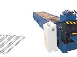 Линия для изготовления профнастила применяется для прокатки