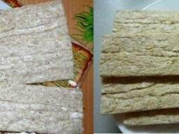 Линия для производства хлебцов