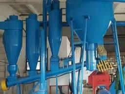 Линия для производства пеллет из биоматериалов