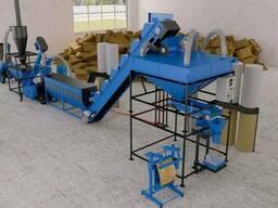 Линия для производства пеллет из соломы от производителя