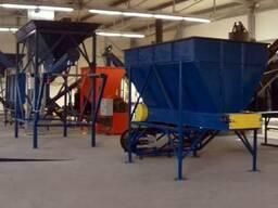 Линия для производства топливных брикетов
