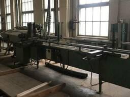 Лінія для виробництва меблевого щита