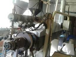Лінія для виробництва труб з поліетилену та поліпропілену