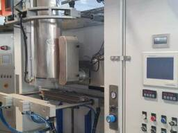 Линия фасовки ядра семечки подсолнечника в пакеты 1-5 кг