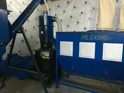 Линия гранулирования MLG-1000 Combi+