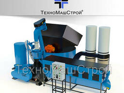Линия Гранулирования. Оборудование для производства пеллет и комбикорма МЛГ- 1500 (Combi+)