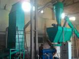 Линия гранулирования опилок, торфа, соломы и др. - фото 2