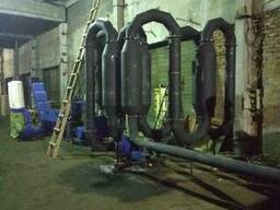 Линия гранулирования пеллет 500 кг/час