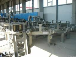 Линия изготовления стальных труб, линия производства труб