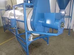 Лінія (обладнання) для переробки сої. 24 т/год