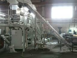 Линия (оборудование) для производства жареной семечки