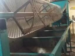 Линия переработки грецкого ореха