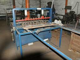 Линия по производству кладочной сетки