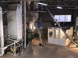 Линия по производству пеллет 1,5 т в час(Лінія гранулювання)