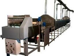Линия производства хлебной соломки