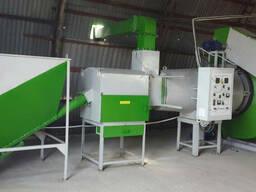 Линия сушения и дробления опилок и щепы АВМ 0-65до 1000 кг/ч