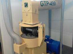Гранулятор для пеллет GTP Press-490