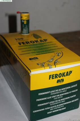 """Липка стрічка від молі """"Ferokap"""""""